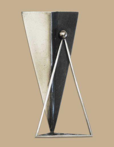 pin: silver