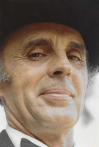 byron wilson portrait